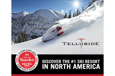 Telluride Ski Resort Ad